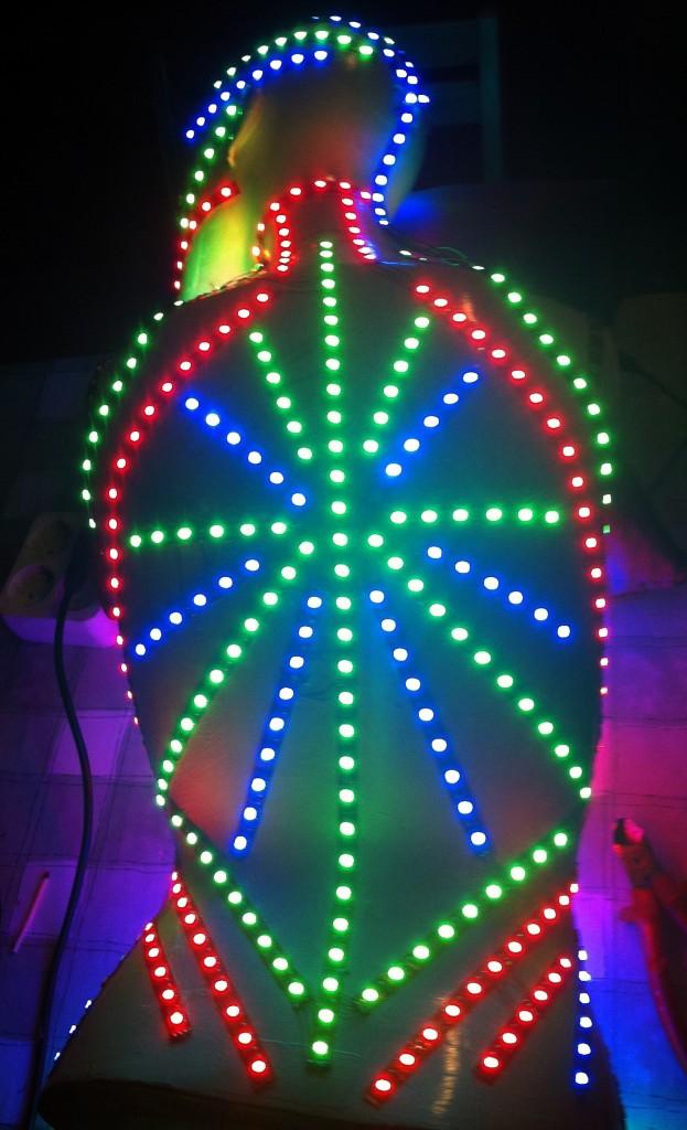 Creación LED V