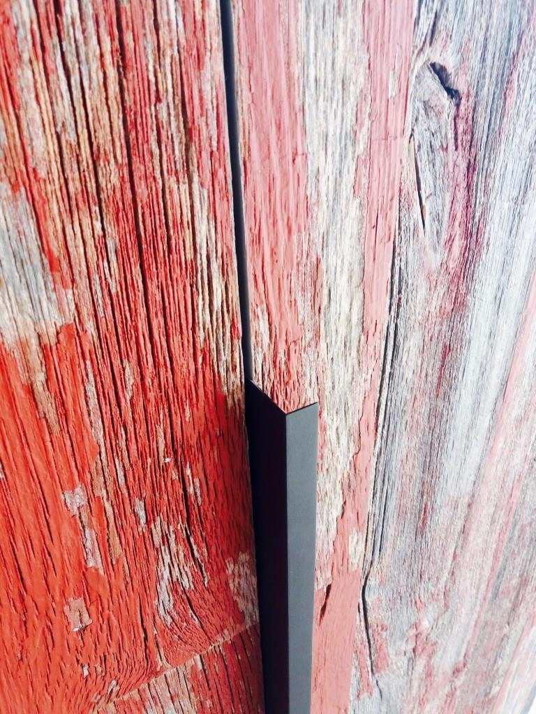 Mueble Rojo
